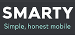Smarty - Unlimited Monthly SIMO Plan - £20 a month