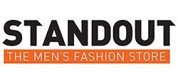 Standout - Men's Designer Fashion. 10% Carers discount