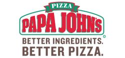 Papa Johns - Papa Johns. 25% off when you spend £25
