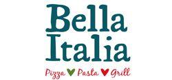 Bella Italia - Bella Italia. 25% off total bill all day every day
