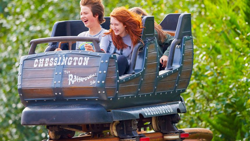 Chessington World of Adventures. Huge savings for Carers