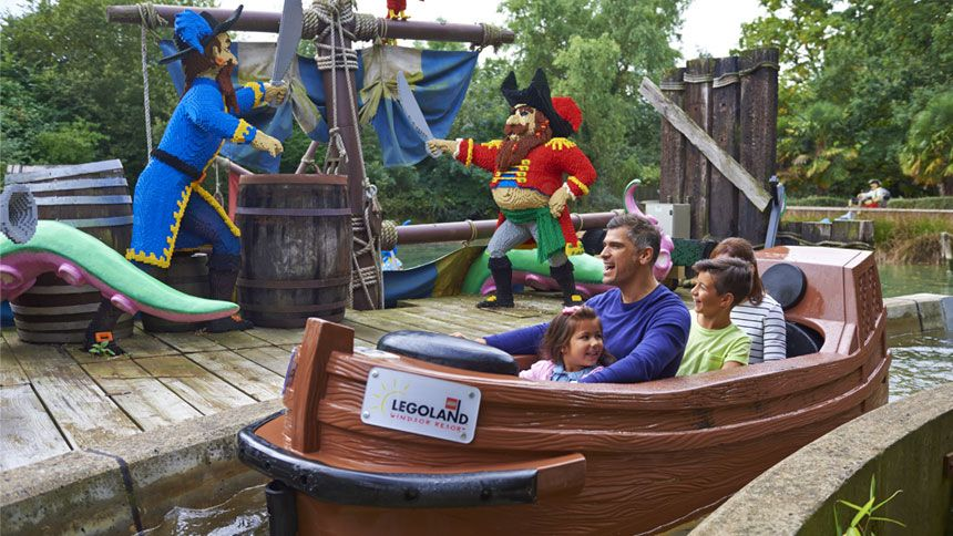 LEGOLAND Windsor Resort. Huge savings for Carers