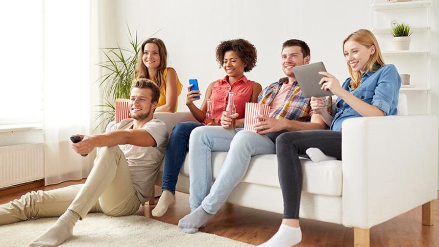 EE TV & Fibre Plus. £42 a month for 18 months