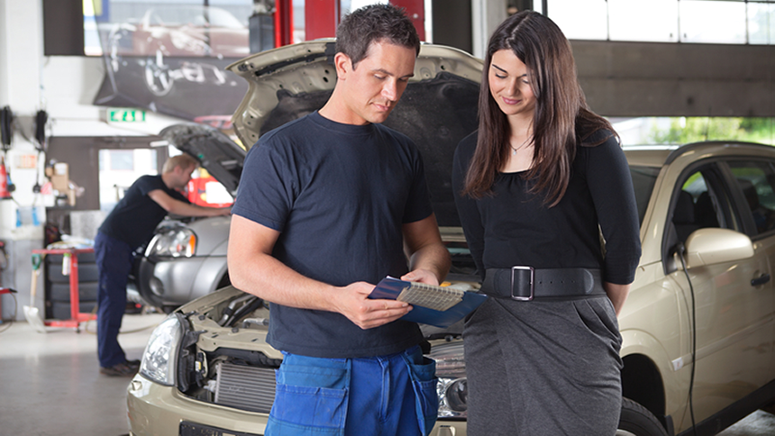 MOT Test & Servicing - Carers get free MOT with every full service booking