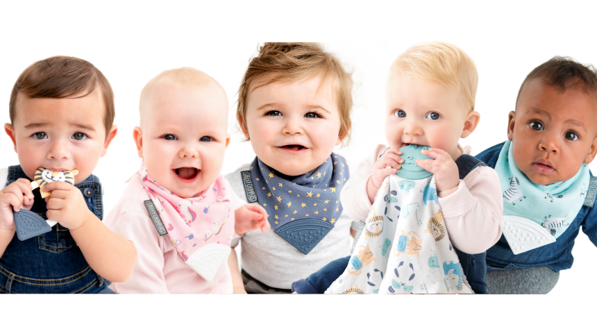 Cheeky Chompers Baby Products - Exclusive 10% Carers discount