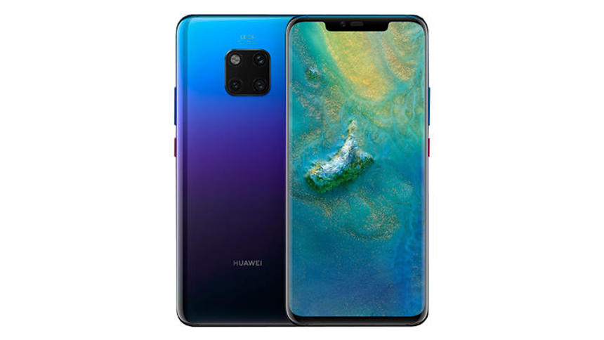 FREE Huawei Mate 20. £30 a month