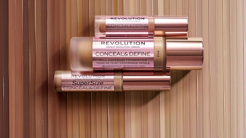 Revolution Beauty. 15% Carers discount when you spend £50