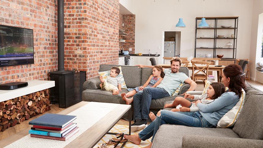 Faster Fibre Broadband + Talk Talk TV + Entertainment Boost. £38.95 a month