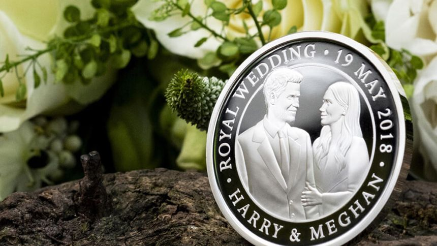 The Royal Mint. 30% off official royal wedding uncirculated coin