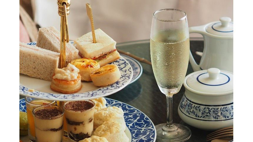 Afternoon Tea Breaks. From £45.50pp plus 10% Carers discount