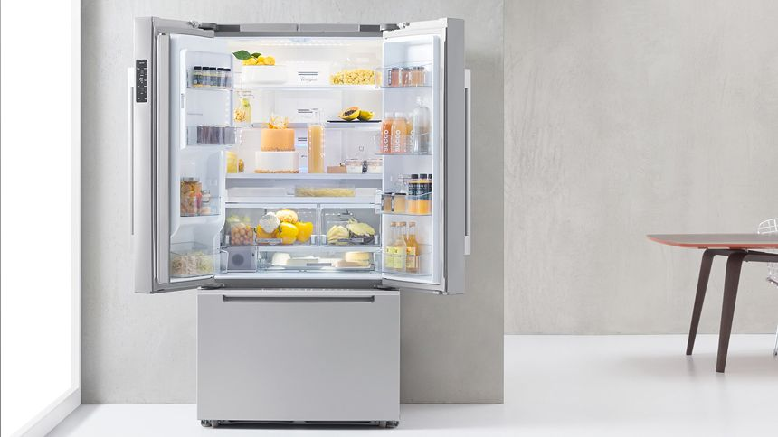 Whirlpool Fridge Freezers. Up to 30% off + extra 20% Carers discount