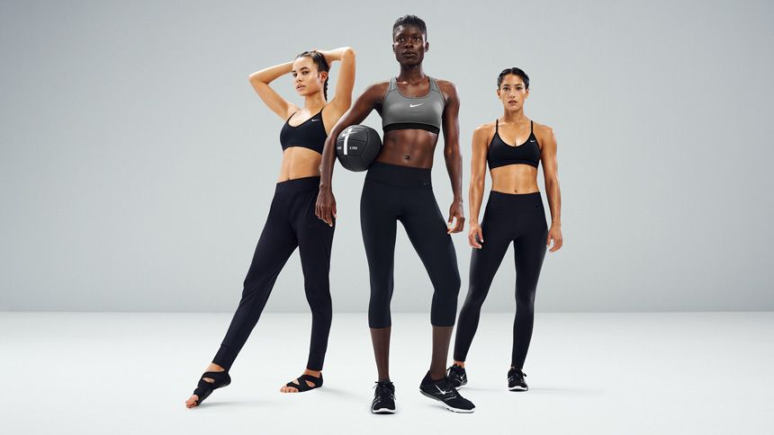 Nike. 20% off when you purchase 3+ full price items