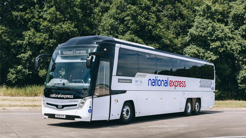 National Express. 10% extra Carers discount