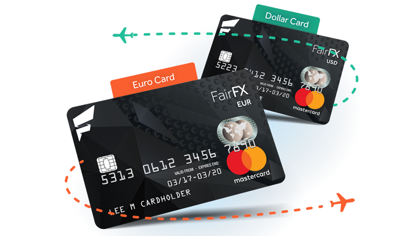 Travel Currency Card. £25 FREE credit for Carers*