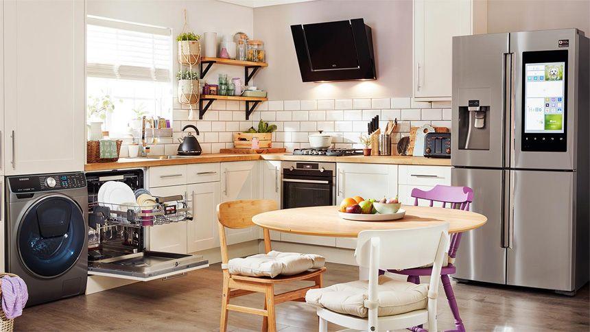 Cooking | Laundry | Fridges | Dishwashing. £10 off large kitchen appliances over £249