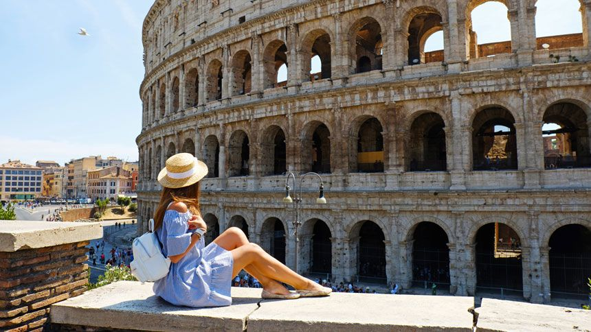 Rome Sightseeing Bus Tours. 10% Carers discount