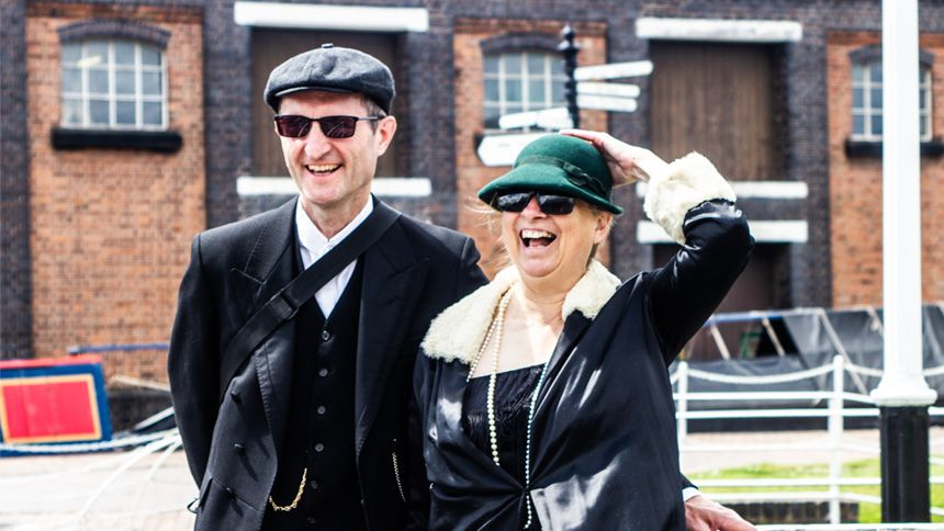 Peaky Blinders Location Tours. 10% Carers discount