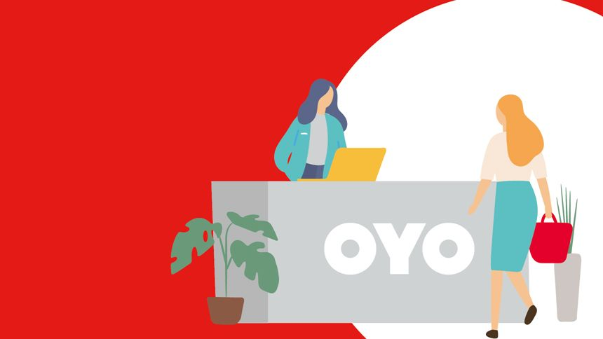 OYO Hotels & Rooms. £30 off your first booking for Carers