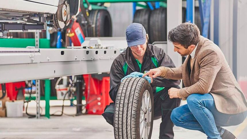 Tyres, MOTs & Servicing - £5 off MOT appointments