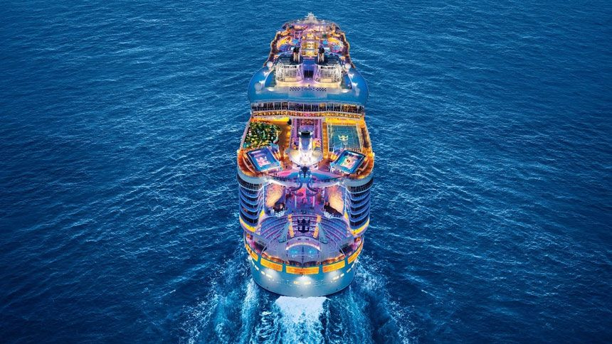 Royal Caribbean Cruise - £50 off for Carers