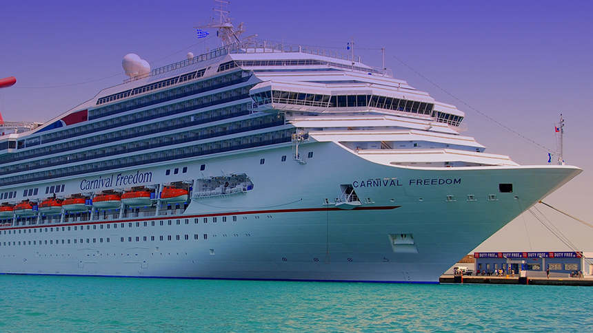 Carnival Cruises - £25 Carers discount