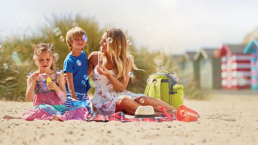 Summer Holidays. Save up to £160 + up to 10% Carers discount
