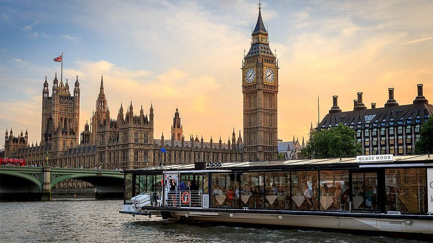 Bateaux London - Save 20% on all weekday dinners