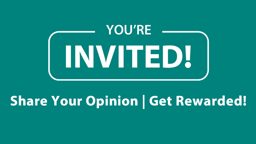 Share Your Opinion | Get Rewarded - Take free online surveys to earn rewards