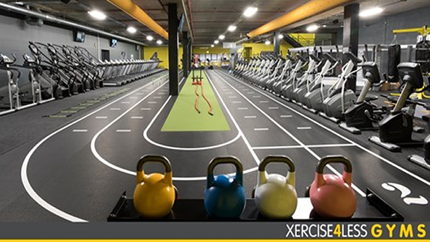 No Contract Gym Membership - From £9.99 a month