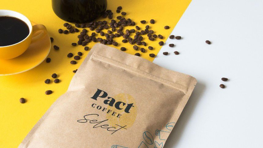 Pact Coffee - 30% off 1st, 3rd and 5th orders