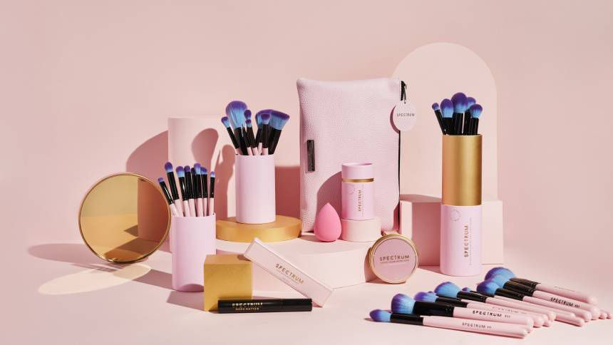 Spectrum Collections - 15% Off All Cosmetics, Makeup Brushes & Accessories