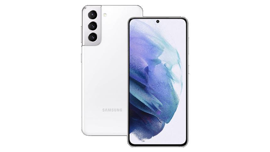 Samsung Galaxy S21 - £0 upfront + £49.20 a month*