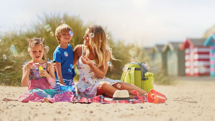 Summer Staycations - Up to 10% Carers discount