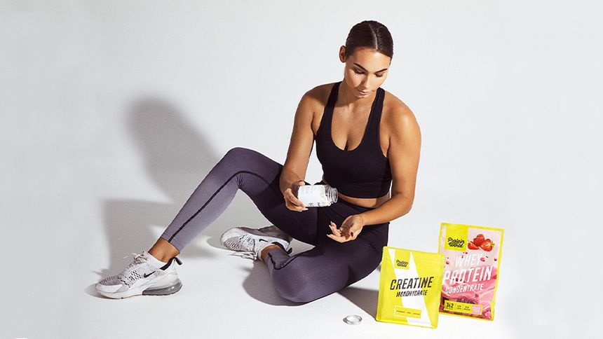 Protein World - 40% exclusive Carers discount