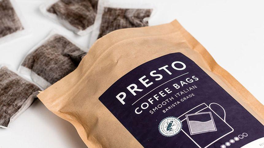 Presto Coffee - 15% Carers discount