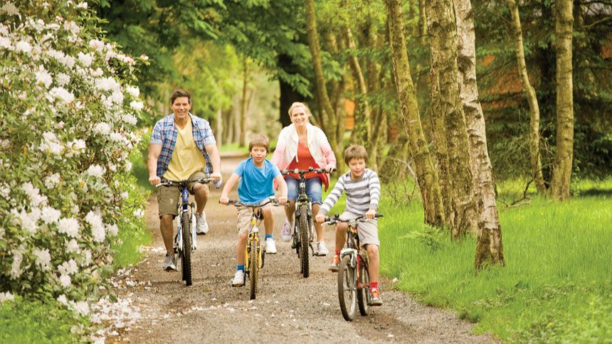 Spring Breaks - From only £150 + up to 10% extra Carers discount