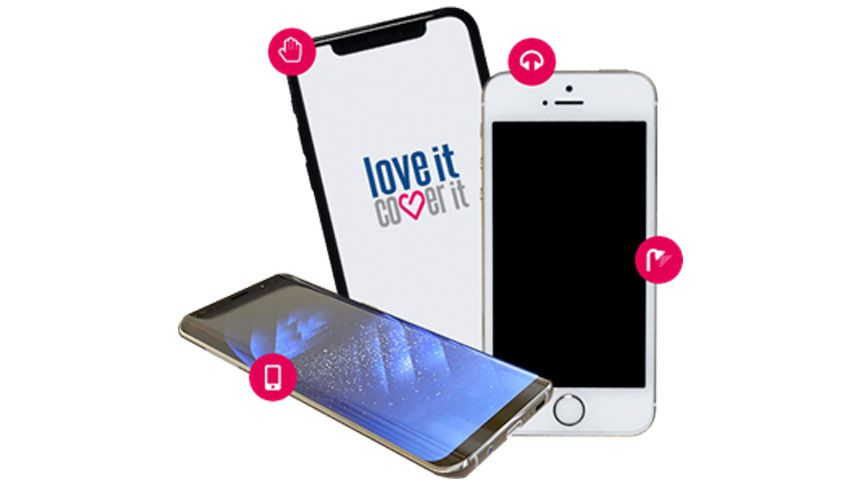 loveit coverit phone & gadget insurance - Exclusive first 2 months FREE