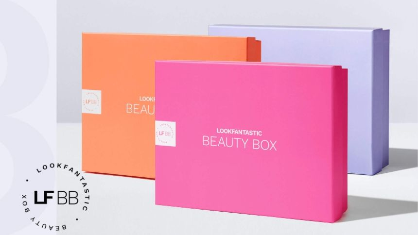 Luxury Beauty, Cosmetics & Haircare - 35% off your first Beauty Box