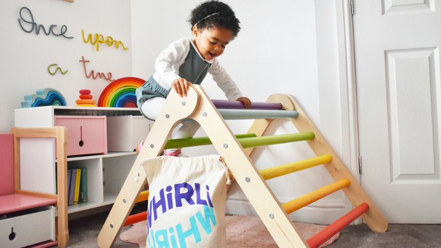 Whirli Kids Toy Box Subscription - 50% Carers saving