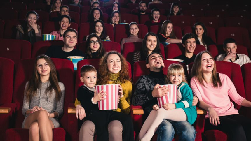 Carers Cinema Tickets - Up to 40% off cinema tickets