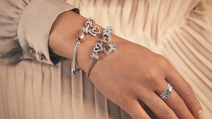 Pandora - 3 for 2 on all jewellery + free delivery for Carers