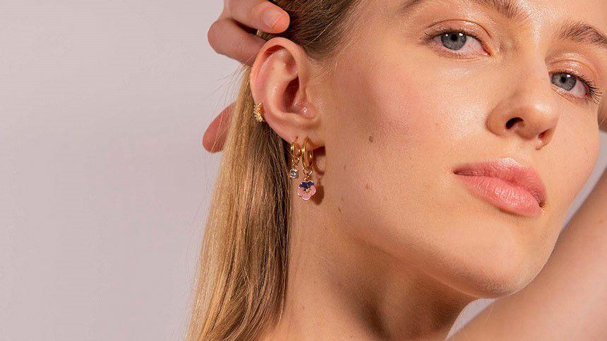 NUE Hoops Jewellery - 20% Carers discount