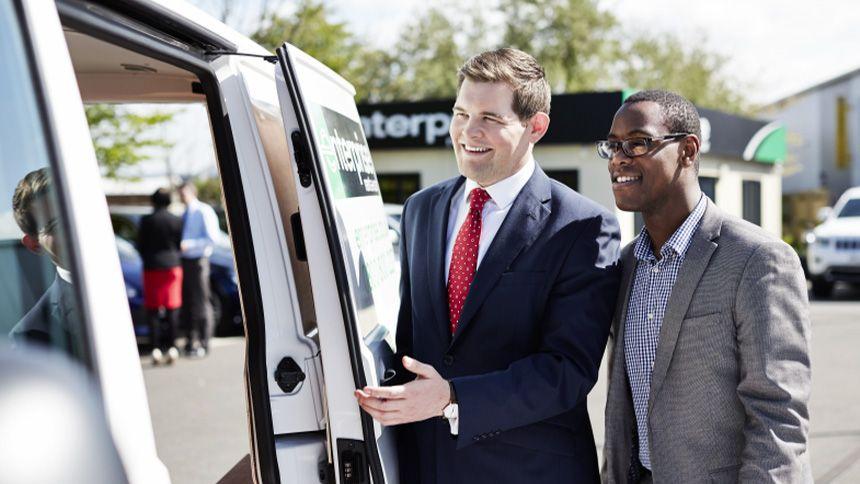 Enterprise Van Hire - 10% Carers discount off van hire