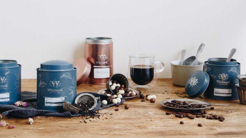 Tea, Coffee, Hot Chocolate and Tableware. 15% Carers discount when you spend £30