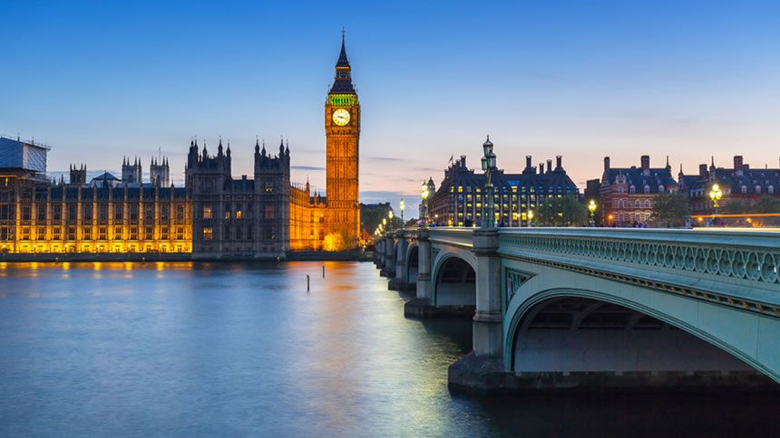 2 Night London Rail Breaks. From £100pp plus 10% Carers discount