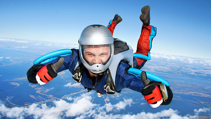 Jump This Bungee Jumping & Skydiving. 7% Carers discount