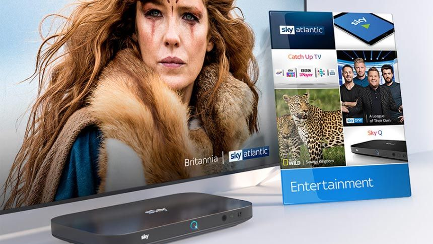 Sky Broadband Essential. £22.50 a month