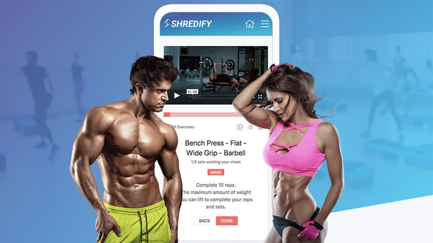 Health and Fitness App. Exclusive 50% off membership for Carers