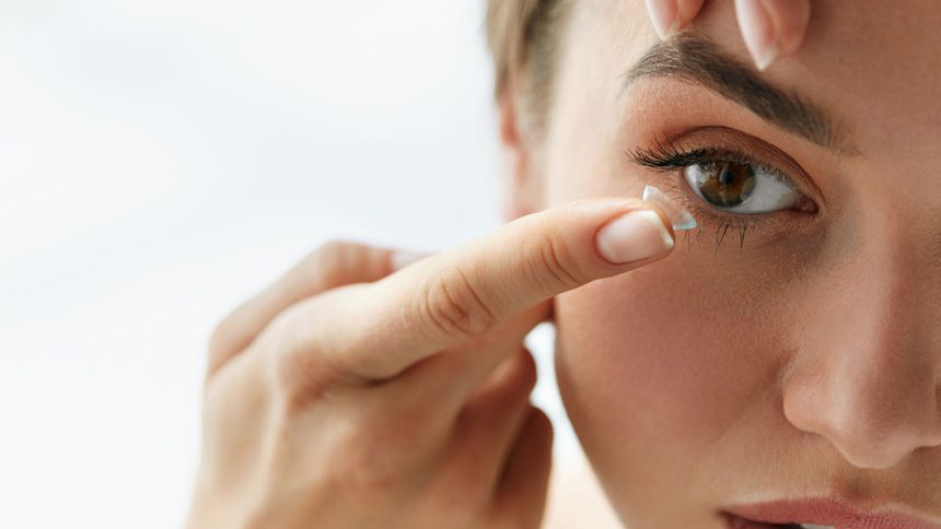 Contact Lenses Online. 15% off first orders for Carers