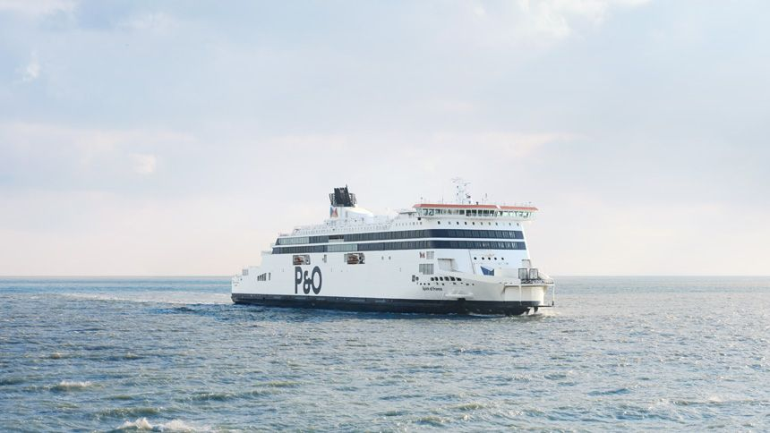 Crossings to France, Holland & Ireland - 5% Carers discount